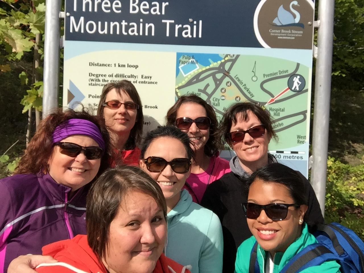 Team Hike
